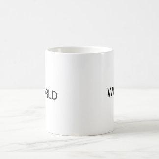 The World Cup Basic White Mug