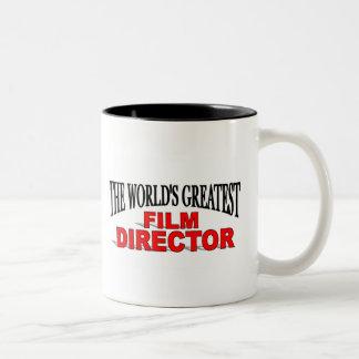 The World Greatest Film Director Mugs