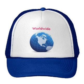The World Hat. Cap