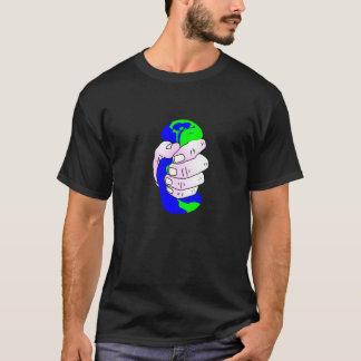 The world in our hands T-Shirt