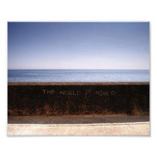 The World Is Mine Art Photo