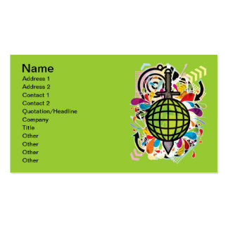 THE_WORLD_IS_MINE BUSINESS CARD
