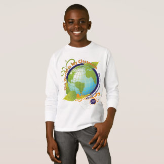 The World is My Classroom - Kids T-Shirt