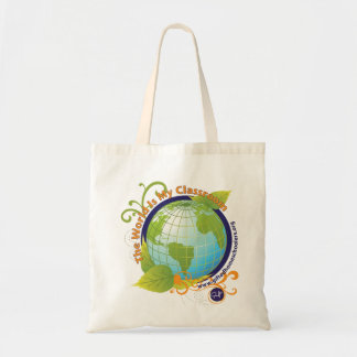 The World is my Classroom Tote Bag