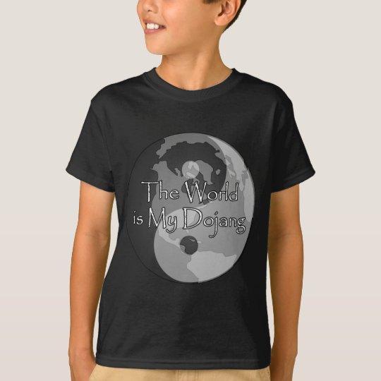 The World Is My Dojang T-Shirt