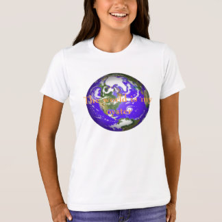 The World is my Oyster T-Shirt