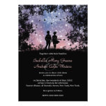 The World Is Ours - Borealis Version - Wedding Invitation