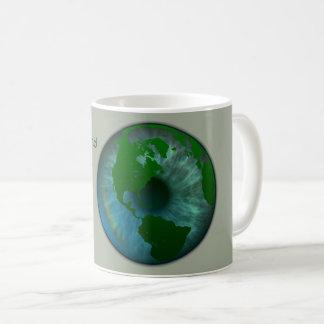 The World Is Watching Mug