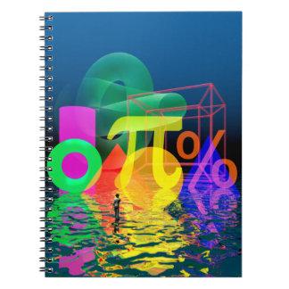 The World of Mathematics Notebook
