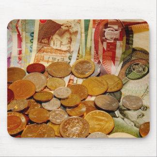 The World OF Money Mousepad