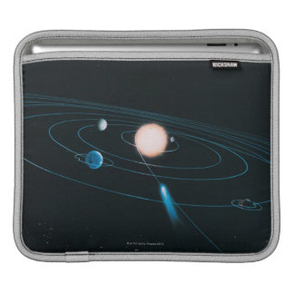 The World of the Inner Solar System Sleeve For iPads