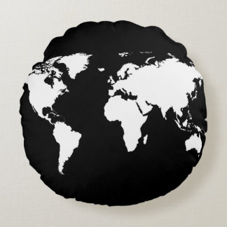 the World Round Cushion