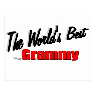 The World s Best Grammy Postcards