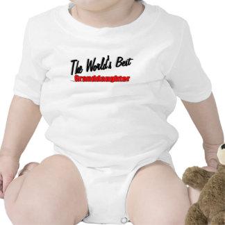 The World s Best Granddaughter Tshirt