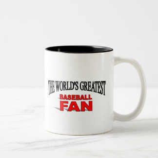 The World s Greatest Baseball Fan Mugs