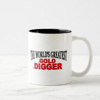 The World s Greatest Gold Digger Coffee Mug