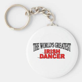 The World s Greatest Irish Dancer Keychain