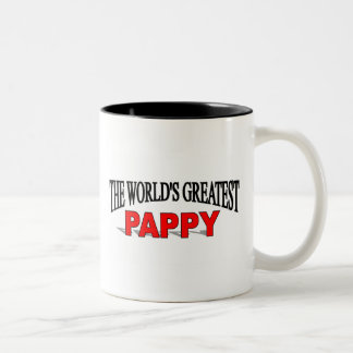 The World s Greatest Pappy Coffee Mugs