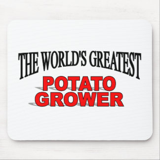 The World s Greatest Potato Grower Mouse Mat