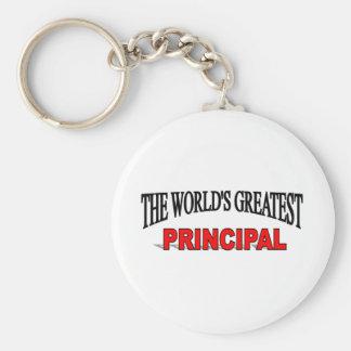 The World s Greatest Principal Keychain