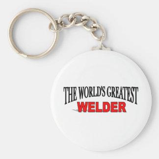The World s Greatest Welder Keychains