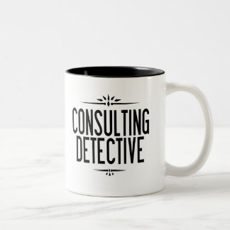 The World s Only Consulting Detective Mug
