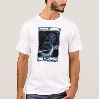 The World Tarot Card Art T-Shirt
