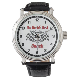 The World's Best Coach - Number One Watch