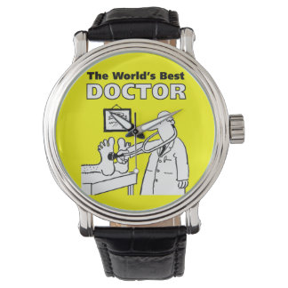 The World's Best Doctor Watch