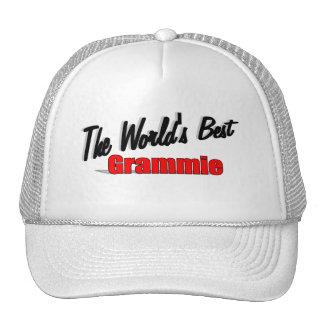 The World's Best Grammie Cap