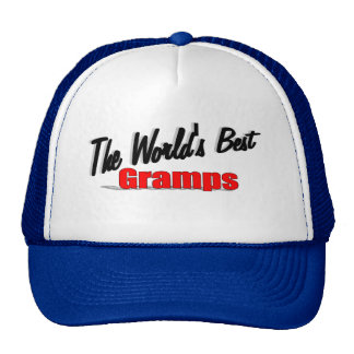 The World's Best Gramps Hat