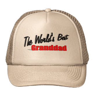 The World's Best Granddad Hats