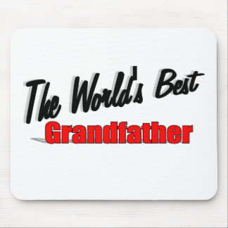 The World's Best Grandfather Mouse Mat