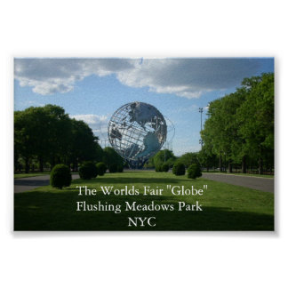 The Worlds Fair Grounds Poster