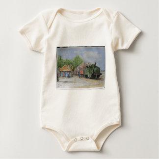 The World's first railway Baby Bodysuit