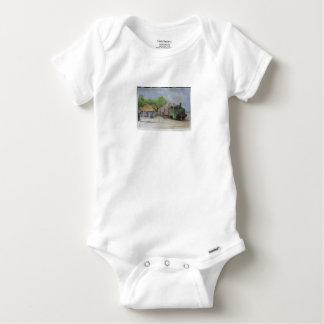 The World's first railway Baby Onesie