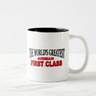 The World's Greatest Airman First Class Mugs