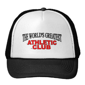 The World's Greatest Athletic Club Cap