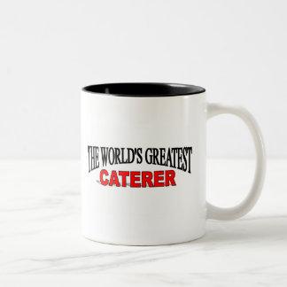 The World's Greatest Caterer Mug