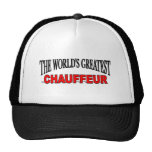 The World's Greatest Chauffeur Cap