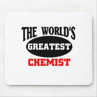 The World's greatest Chemist Mousepad