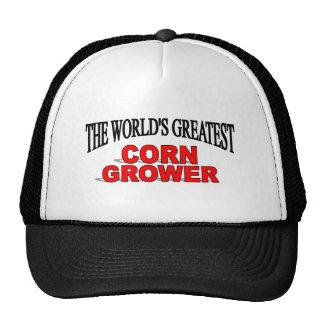 The World's Greatest Corn Grower Mesh Hats