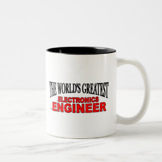The World's Greatest Electronics Engineer Mug