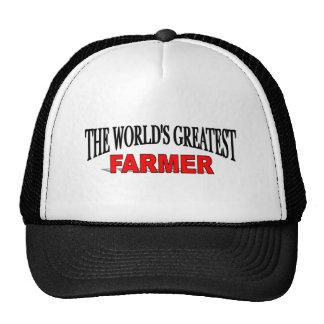 The World's Greatest Farmer Hat