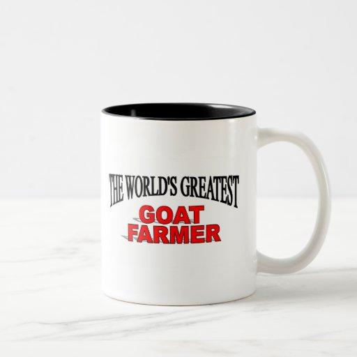 The World's Greatest Goat Farmer Mug