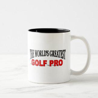 The World's Greatest Golf Pro Mugs