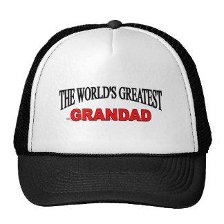 The World's Greatest Grandad Cap