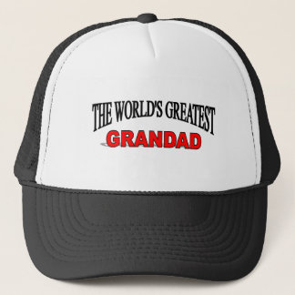 The World's Greatest Grandad Trucker Hat
