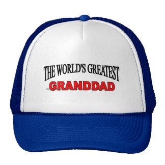 The World's Greatest Granddad Cap