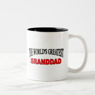 The World's Greatest Granddad Coffee Mugs